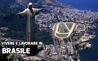 Lavoro: vivere in brasile  lavorare in brasile
