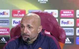 Serie A: roma  calcio  totti  spalletti  sport