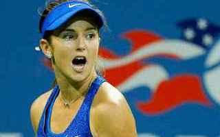 Tennis: tennis grand slam cici bellis