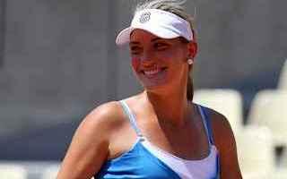 Tennis: tennis grand slam timea babos