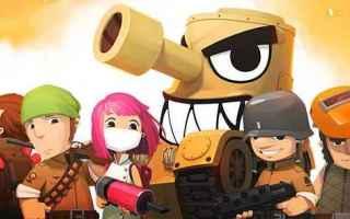 Mobile games: android videogame editor videogiochi