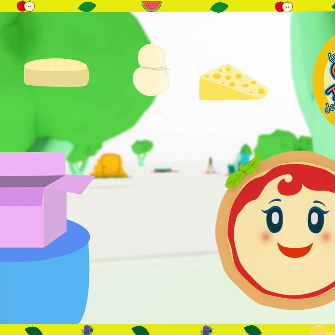 Video cartoni animati e giochi per bambini margherita