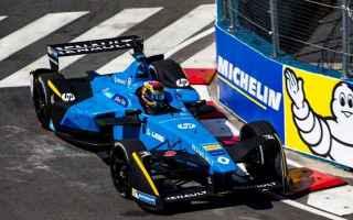 Motori: formula e  argentina  buemi  di grassi