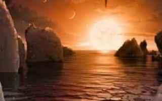 Astronomia: nasa  spazio  terra