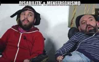 Palermo: alessio e gianluca  disabilità  le iene