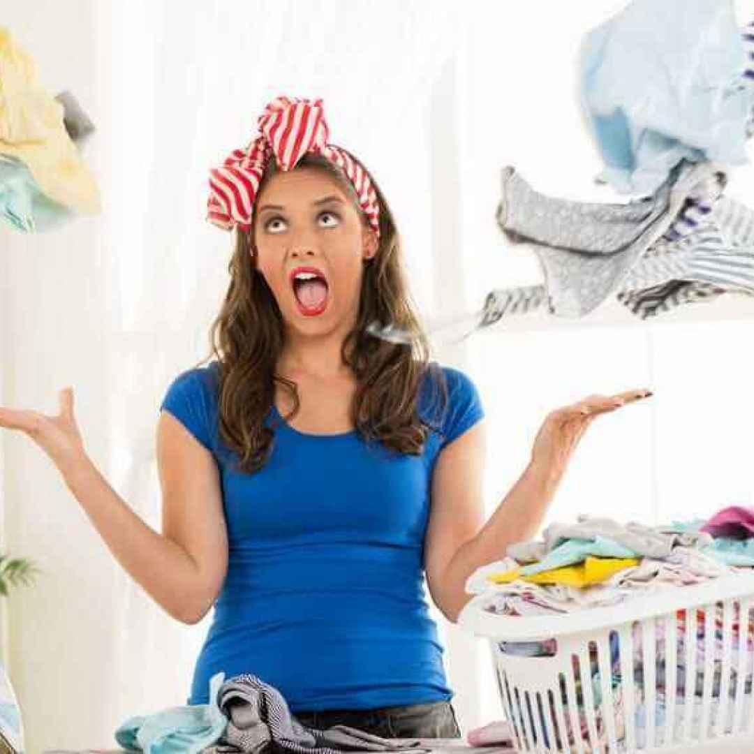 Stirare nel 2017 non pi necessario asciugatrice for Agento asciugatrice