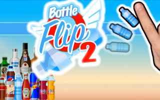 Mobile games: bottleflipchallenge  android  pimpos