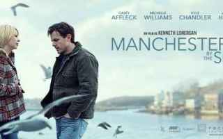 Cinema: manchester by the sea  film  recensione