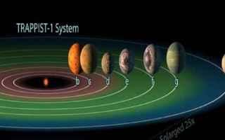 Astronomia: nasa  esopianeti  sistema solare