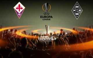 europa league  fiorentina  borussia