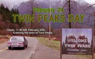 Televisione: twin peaks  david lynch  mark frost  tv