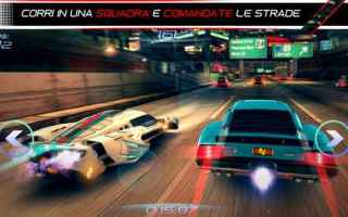 Mobile games: android iphone videogiochi auto racing