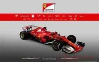 Formula 1: sf 70 h  formula uno  ferrari