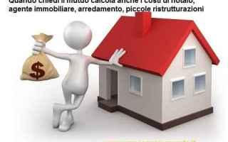 Casa e immobili: mutuo casa