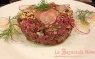 Roma: ristorante  cucina francese  palatino