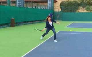 Tennis: flavia pennetta  tennis  djokovic