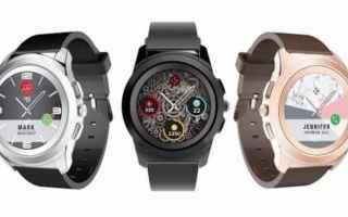 Gadget: mykronoz  smartwatch  swiss  mwc