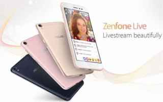 Cellulari: asus  zenfonelive  smartphone  mwc