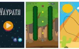Mobile games: waypath  videogame  android