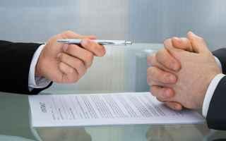 Leggi e Diritti: pa contratti forma sottoscrizione