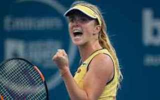 Tennis: tennis grand slam svitolina dubai