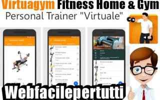 virtuagym fitness home & gym  fitness  app