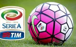 Calcio: news  pronostici  serie a