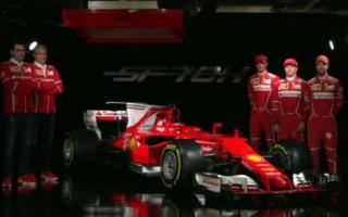 Formula 1: f1  ferrari