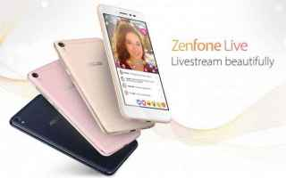 Cellulari: asus zenfone live  zenfone live  asus