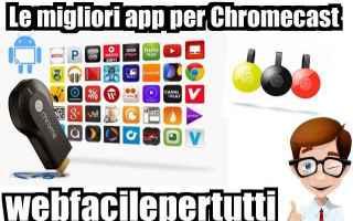 App: app  chromecast android