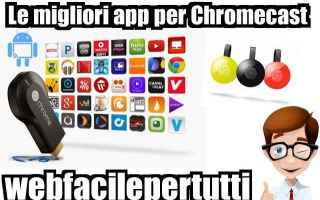 app  chromecast android