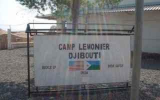 dal Mondo: gibuti  usa  cina  base militare  africa