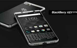 blackberry keyone  mwc 2017