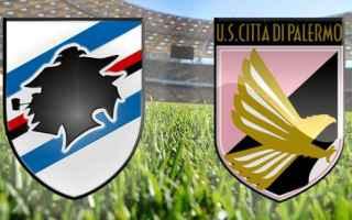 Serie A: palermo  sampdoria