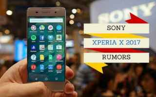 Cellulari: render  sony  xperia  mwc  evan blass