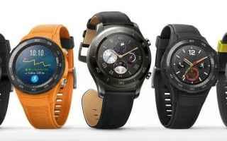 Gadget: huawei watch 2  mwc 2017  huawei