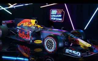 Formula 1: f1  red bull. rb13  str12