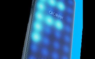 alcatel  alcatel a5 led  mwc