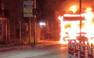 Roma: atac  autobus  trasporto pubblico