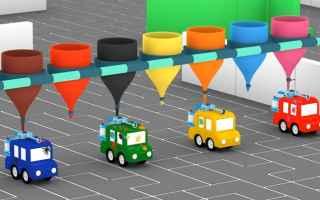 Video divertenti: cartoni animati  bambini  giochi