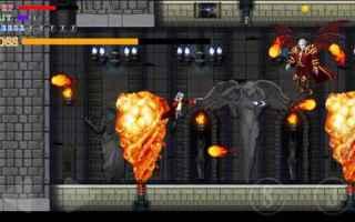 Mobile games: iphone castelvania videogames giochi