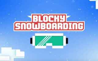 Mobile games: android iphone videogames snowboard