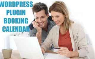 Siti Web: wordpress   booking   calendar   plugin