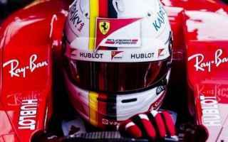 Al termine della prima giornata di test a Barcellona, nonostante il silenzio stampa, in Ferrari si p