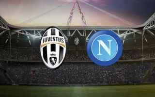 Calcio: news  coppa italia  juventus napoli