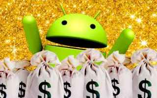 android  soldi  denaro  money
