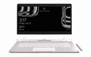 Hardware: mwc  porsche  notebook  luxury