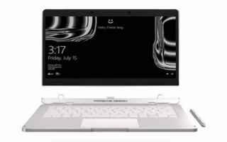 Hardware: mwc  porsche  notebook  luxury
