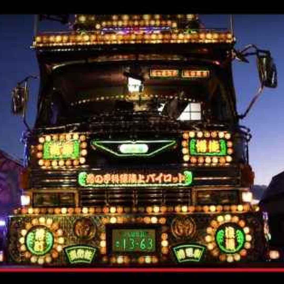 Risultati immagini per luci  camion