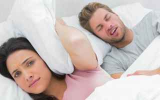 Medicina: russare  apnee notturne  salute